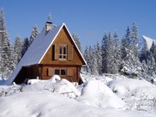 Accommodation in the High Tatras